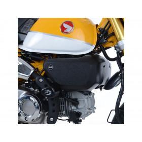 Kit grip de réservoir R&G RACING translucide (2 pièces) Honda Monkey