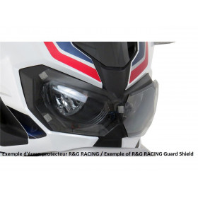 Ecran de protection feu avant R&G RACING translucide BMW F750GS