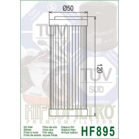 Filtre à huile HIFLOFILTRO HF895 Ural 650/750