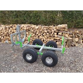 Remorque à bois ART