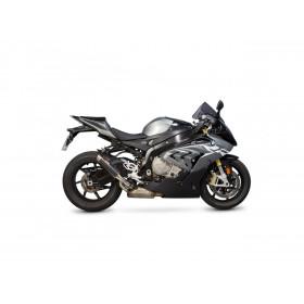 Silencieux SCORPION RP1-GP carbone/casquette titane BMW S1000RR