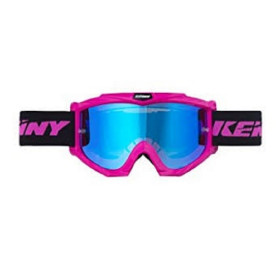 LUNETTES TRACK + ADULTE  NEON PINK