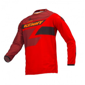 MAILLOT TRACK ENFANT XXXS FULL RED