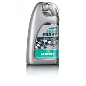 Huile moteur MOTOREX Racing PRO 4T 10W40 Minérale 1L