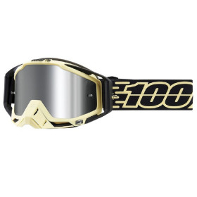 RACECRAFT + GOGGLE 100% - JIVA // INJECT