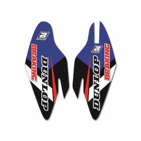 Sticker de fourche BLACKBIRD Dream Graphic 4 Yamaha