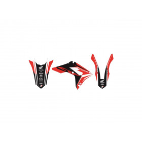 Kit déco BLACKBIRD Dream Graphic 4 Honda CRF450R