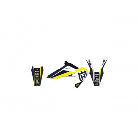 Kit déco BLACKBIRD Dream Graphic 4 Husqvarna FC/TC