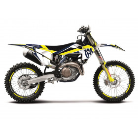 Kit déco BLACKBIRD Dream Graphic 4 Husqvarna TC85