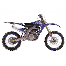 Kit déco BLACKBIRD Dream Graphic 4 Yamaha YZ85