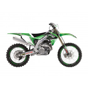 Kit déco BLACKBIRD Dream Graphic 4 Kawasaki KX65