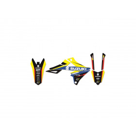 Kit complet BLACKBIRD Dream Graphic 4 Suzuki RM-Z450