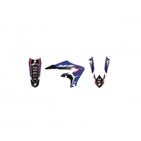 Kit complet BLACKBIRD Dream Graphic 4 Yamaha YZ250F
