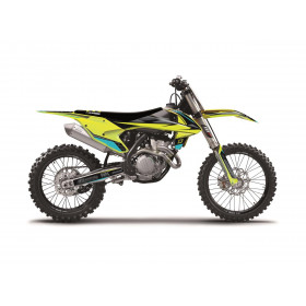Kit déco BLACKBIRD Stealth Yellow KTM