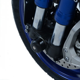 Protection de fouche R&G RACING noir Yamaha Niken