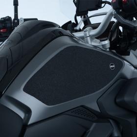 Kit grip de réservoir R&G RACING translucide (2 pièces) BMW R1250GS
