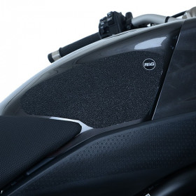 Kit grip de réservoir R&G RACING translucide (2 pièces) Yamaha Niken