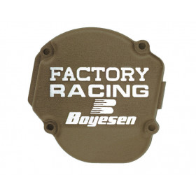 Couvercle de carter d'allumage BOYESEN Factory Racing magnesium KTM/Husqvarna