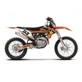 Kit déco BLACKBIRD Rockstar Energy KTM SX/SX-F