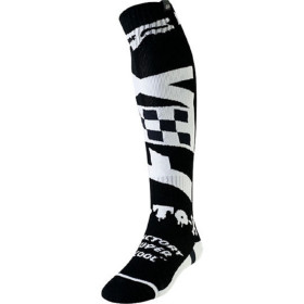FRI THIN SOCK - CZAR BLK/WHT L
