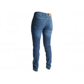 Jeans RST Aramid CE bleu taille SL L femme