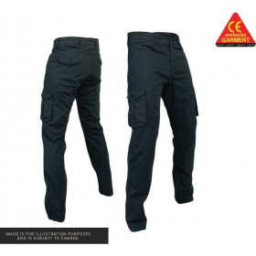 Pantalon RST Heavy Duty Aramid CE ardoise taille 2XL homme