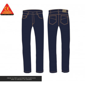 Jeans RST Aramid Metro CE bleu taille SL L homme