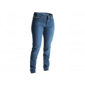Jeans RST Aramid CE bleu taille SL S femme