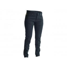 Jeans RST Aramid CE noir taille SL M femme
