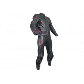 Pantalon RST GT CE cuir rouge taille 2XL homme