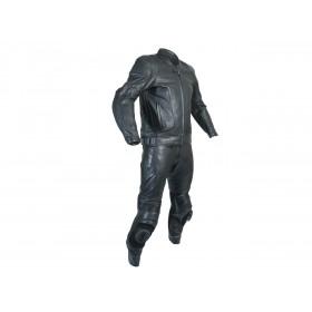 Pantalon RST GT CE cuir noir taille XL femme
