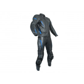 Pantalon RST GT CE cuir bleu taille S homme