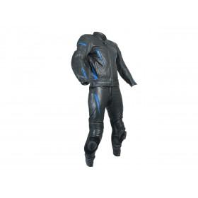 Pantalon RST GT CE cuir bleu taille M homme