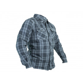 Veste textile RST Lumberjack Aramid CE gris taille XS homme