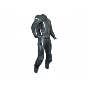Veste cuir RST GT CE blanc taille L homme