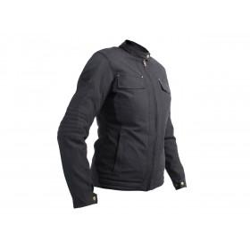 Veste RST IOM TT Crosby CE textile charbon taille XL femme