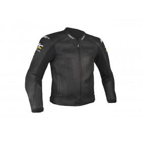 Veste cuir RST TT Grandstand CE noir taille S homme