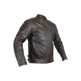 Veste cuir RST Classic TT Retro II CE noir taille 4XL homme