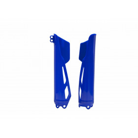 Protections de fourche RACETECH bleu Honda CRF250R/450R