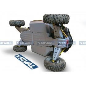 Kit Sabot complet RIVAL alu Yamaha YXZ 1000