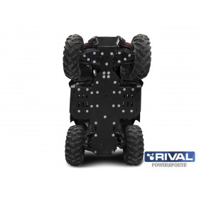 Kit Sabot complet RIVAL PHD CF Moto CForce 850