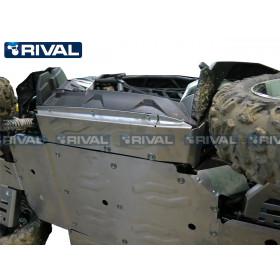 Kit Sabot complet RIVAL alu CF Moto Zforce 800/1000