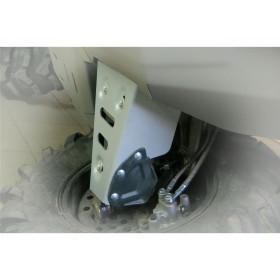 Kit Sabot complet RIVAL alu CF Moto CForce 500