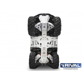 Kit Sabot complet RIVAL alu Can-Am Outlander G2