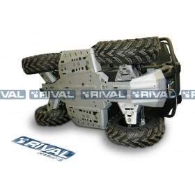 Kit Sabot complet RIVAL alu CF Moto CForce 400/450L/500L