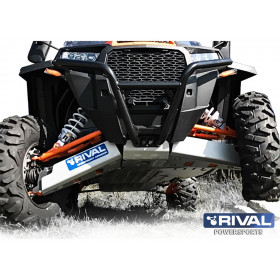 Kit Sabot complet RIVAL alu Polaris RZR 1000 XP/Turbo