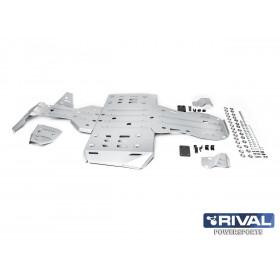 Kit Sabot complet RIVAL alu CF Moto CForce 850