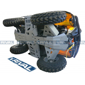 Kit Sabot complet RIVAL alu Can-Am Outlander L/Lmax