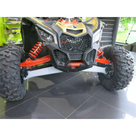 Kit protection de triangles avant RIVAL alu Can-Am Maverick X3 XRS