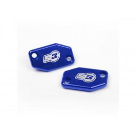 Couvercle de maître-cylindre embrayage S3 bleu Braktec